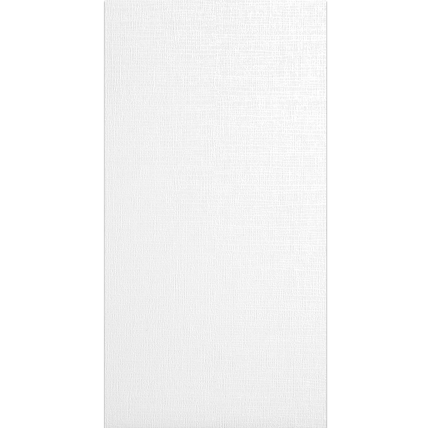 carrelage mural vulcano texture d cor blanc mat 60x120cm al69361. Black Bedroom Furniture Sets. Home Design Ideas